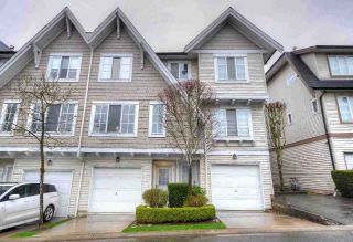 Main Photo: 87 20540 66 Avenue in Langley: Willoughby Heights Townhouse for sale : MLS®# R2257466