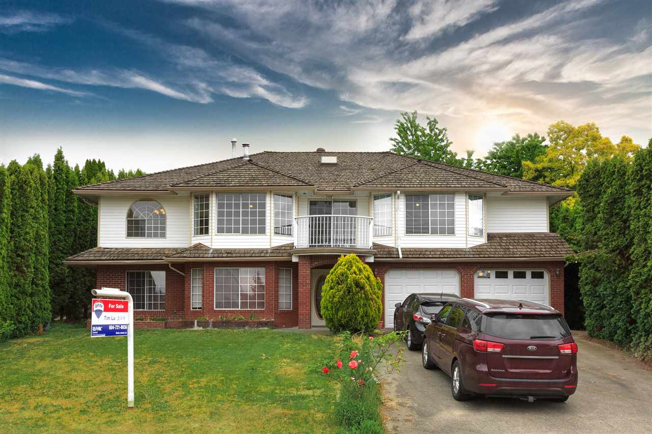 Main Photo: 2770 BALDWIN Road in Abbotsford: Abbotsford East House for sale : MLS®# R2275366