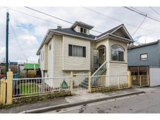 Main Photo: 813 MCLEAN Drive in Vancouver: Hastings House for sale (Vancouver East)  : MLS®# R2307437