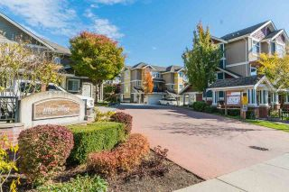 "Main Photo: 50 6036 164 Street in Surrey: Cloverdale BC Townhouse for sale in ""Arbour Village"" (Cloverdale)  : MLS®# R2314294"