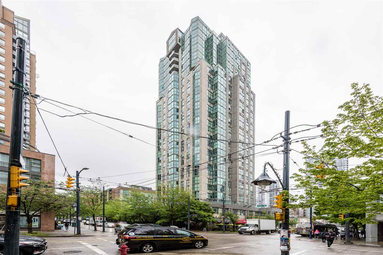 FEATURED LISTING: 2201 - 1188 HOWE Street Vancouver