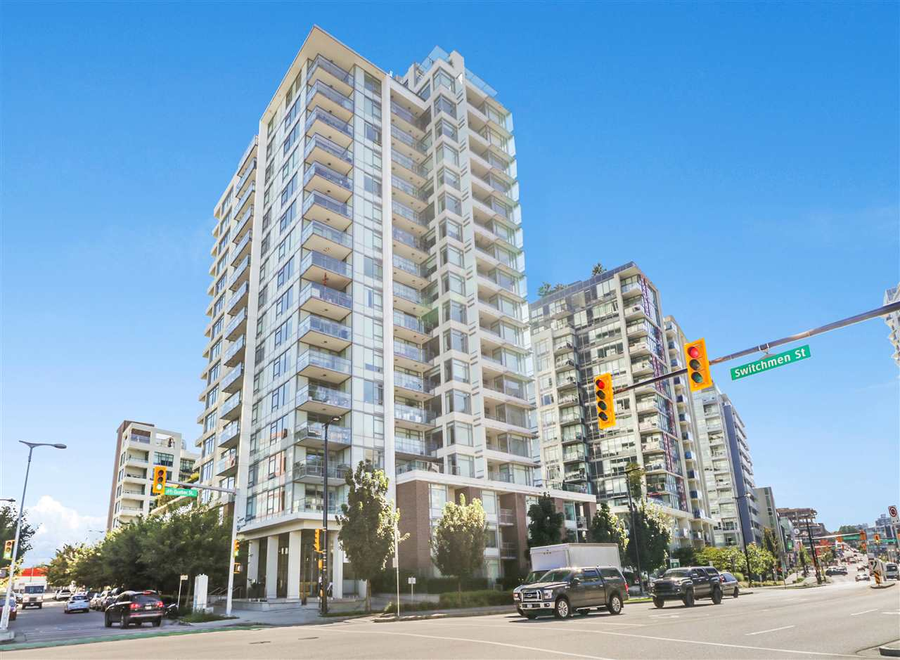 FEATURED LISTING: 1105 - 110 SWITCHMEN Street Vancouver