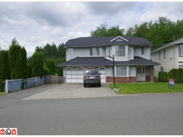 Main Photo: 32577 WILLIAMS AV in Mission: Mission BC House for sale : MLS® # F1201473