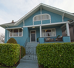 Main Photo: 4612 Quebec Street in vancouver: Main House for sale (Vancouver East)  : MLS® # V942274