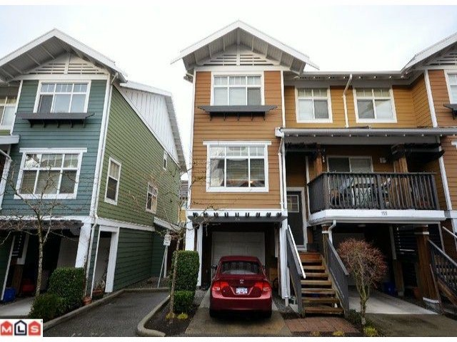 "Main Photo: # 154 15236 36TH AV in Surrey: Morgan Creek Condo for sale in ""SUNDANCE"" (South Surrey White Rock)  : MLS(r) # F1219597"