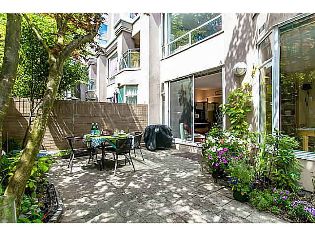 Main Photo: # TH4 2668 ASH ST in Vancouver: Fairview VW Condo for sale (Vancouver West)  : MLS(r) # V1016888