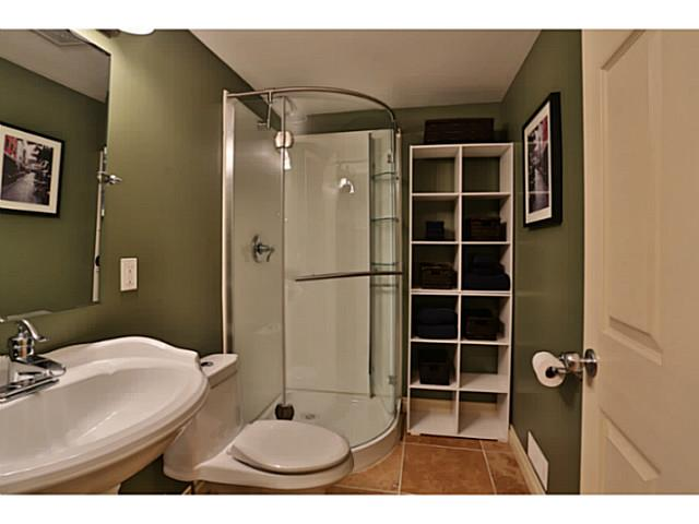 Great size basement bathroom.  Ideal space.