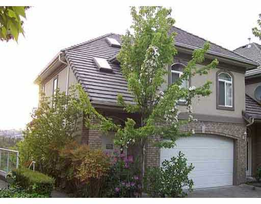 Main Photo: 7 915 FORT FRASER RISE BB in Port_Coquitlam: Citadel PQ Townhouse for sale (Port Coquitlam)  : MLS® # V397593