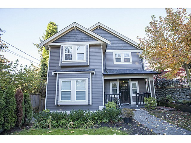 Main Photo: 8363 VICTORIA Drive in Vancouver: Fraserview VE House for sale (Vancouver East)  : MLS®# V1092949