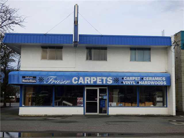 Main Photo: 45855 AIRPORT Road in Chilliwack: Chilliwack E Young-Yale Commercial for lease : MLS® # H3150076