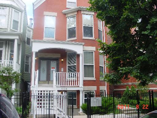 Main Photo: 1534 GEORGE Street Unit 2 in CHICAGO: CHI - Lake View Rentals for rent ()  : MLS® # 09020345
