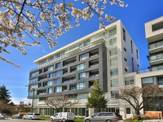 Main Photo: 207 6383 CAMBIE STREET in : Oakridge VW Condo for sale : MLS®# R2046275