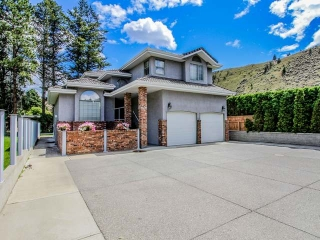 Main Photo: 163 SUNSET Court in : Valleyview House for sale (Kamloops)  : MLS® # 135548