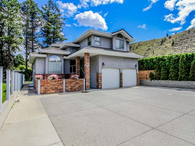 Main Photo: 163 SUNSET Court in : Valleyview House for sale (Kamloops)  : MLS(r) # 135548