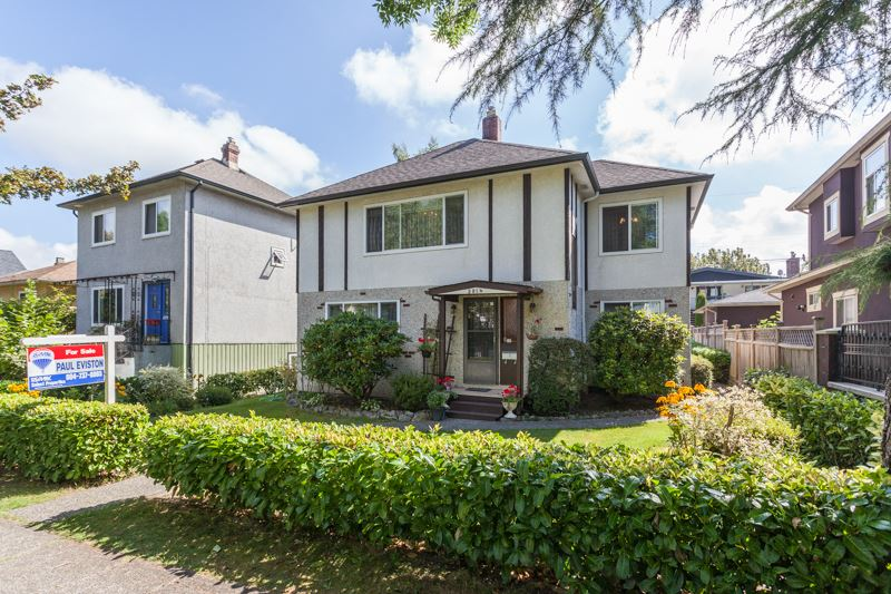 Main Photo: 5014 WINDSOR Street in Vancouver: Fraser VE House for sale (Vancouver East)  : MLS® # R2098262