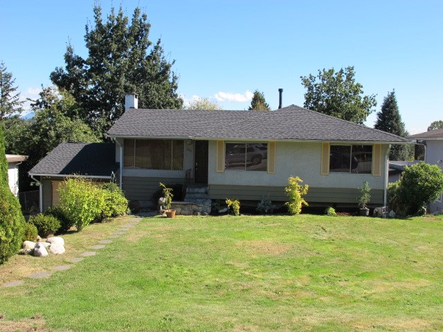 Main Photo: 556 GARFIELD Street in New Westminster: The Heights NW House for sale : MLS® # R2112614