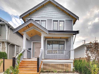 Main Photo: 1524 E PENDER Street in Vancouver: Hastings House 1/2 Duplex for sale (Vancouver East)  : MLS(r) # R2122115