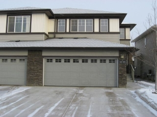 Main Photo: 1696 Cunningham Way in Edmonton: Zone 55 House Half Duplex for sale : MLS(r) # E4050398