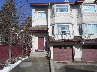 Main Photo: 35 1237 CARTER CREST Road in Edmonton: Zone 14 Townhouse for sale : MLS(r) # E4055245