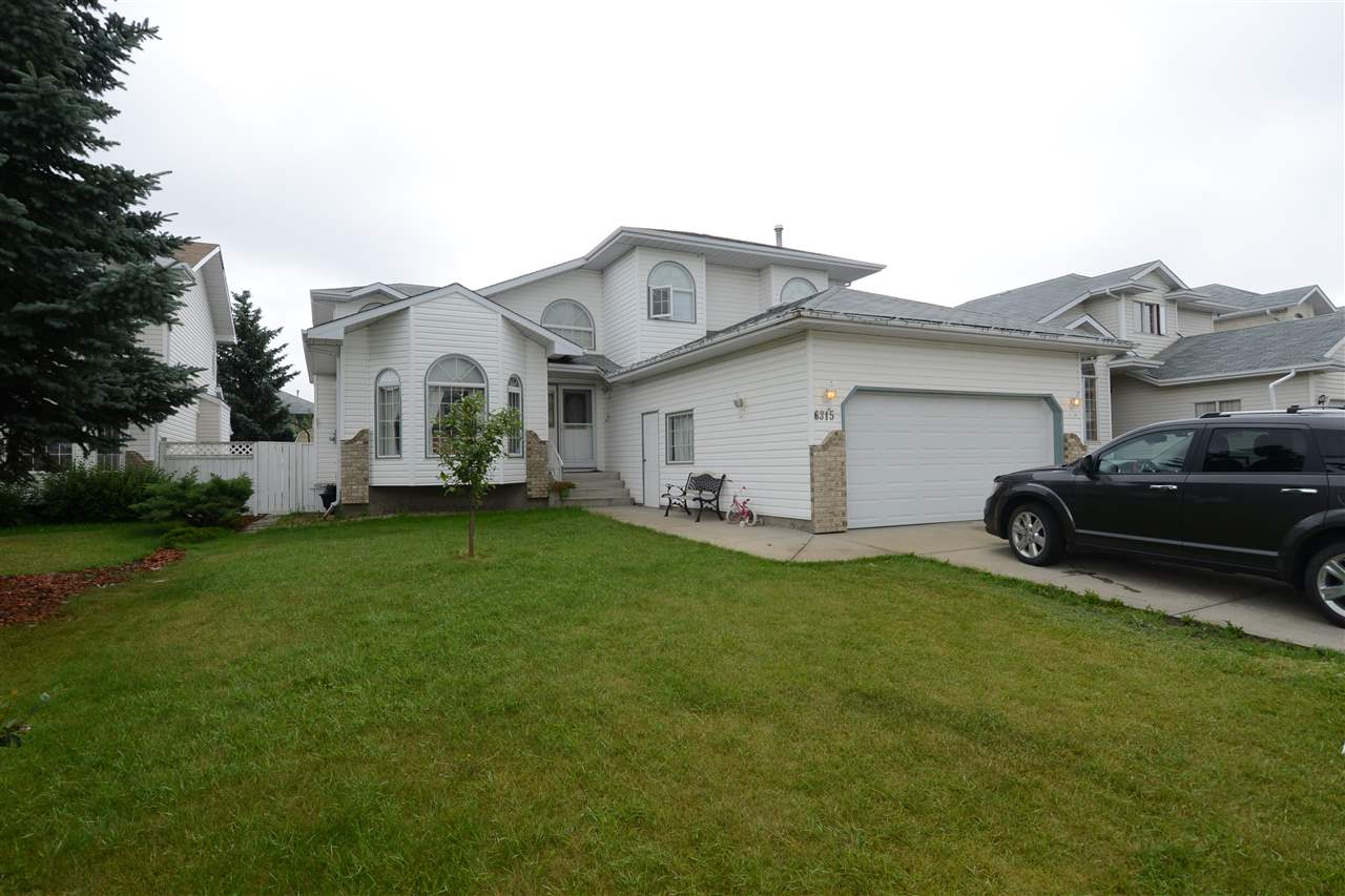 Main Photo: 6315 160 Avenue in Edmonton: Zone 03 House for sale : MLS(r) # E4061043