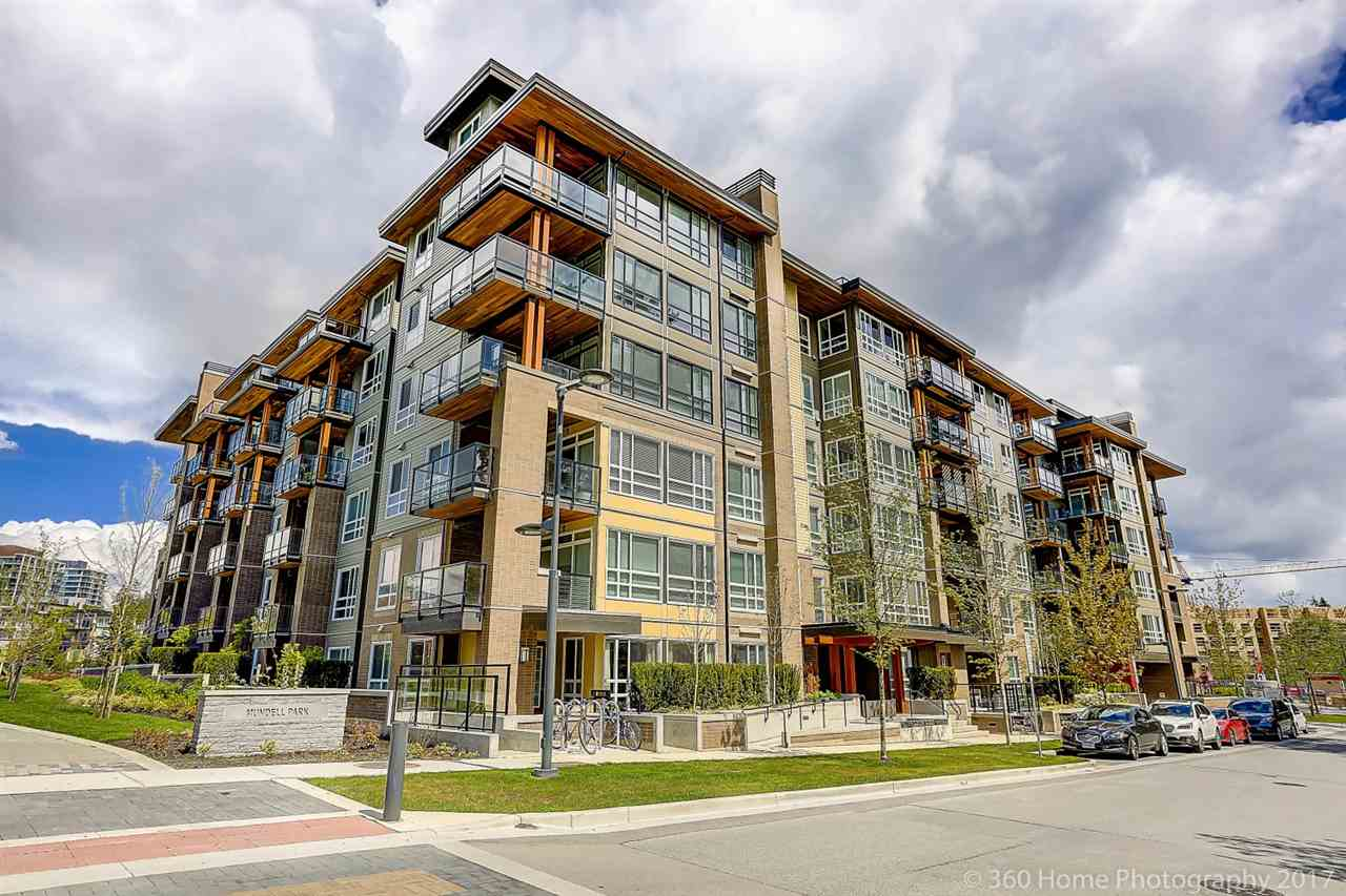 Main Photo: 502 3462 ROSS Drive in Vancouver: University VW Condo for sale (Vancouver West)  : MLS(r) # R2167452
