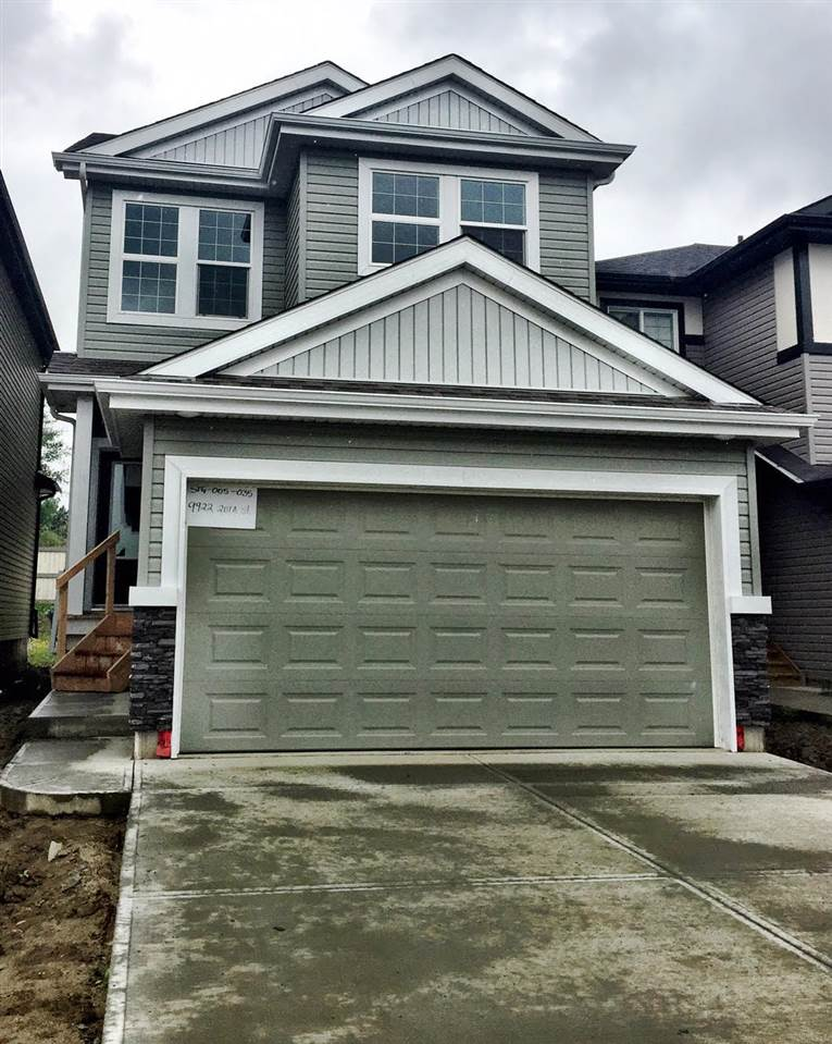 Main Photo: 9922 207A Street in Edmonton: Zone 58 House for sale : MLS(r) # E4069512