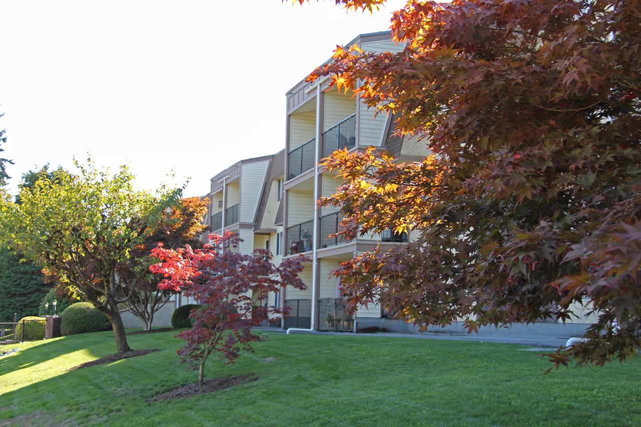 "Main Photo: 109 2821 TIMS Street in Abbotsford: Abbotsford West Condo for sale in ""Parkview Estates"" : MLS® # R2212181"