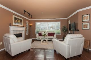 "Main Photo: 110 20200 54A Avenue in Langley: Langley City Condo for sale in ""MONTEREY GRANDE"" : MLS®# R2219165"