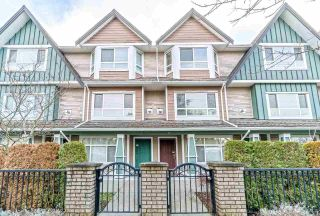 "Main Photo: 8 8080 BENNETT Road in Richmond: Brighouse South Townhouse for sale in ""canaberra court"" : MLS® # R2226474"