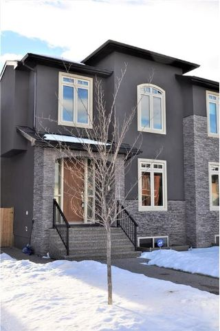 Main Photo: 1611 17 Avenue NW in Calgary: Capitol Hill House for sale : MLS® # C4161009