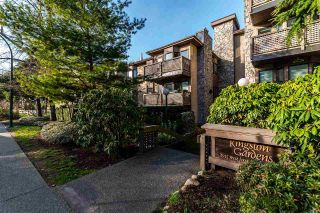 "Main Photo: 203 1935 W 1ST Avenue in Vancouver: Kitsilano Condo for sale in ""KINGSTON GARDENS"" (Vancouver West)  : MLS® # R2241557"