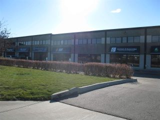 Main Photo: 100 20 CIRCLE Drive: St. Albert Industrial for sale : MLS® # E4100172