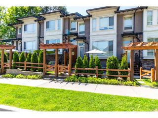 Main Photo: 18 23986 104 Avenue in Maple Ridge: Albion Townhouse for sale : MLS®# R2270452