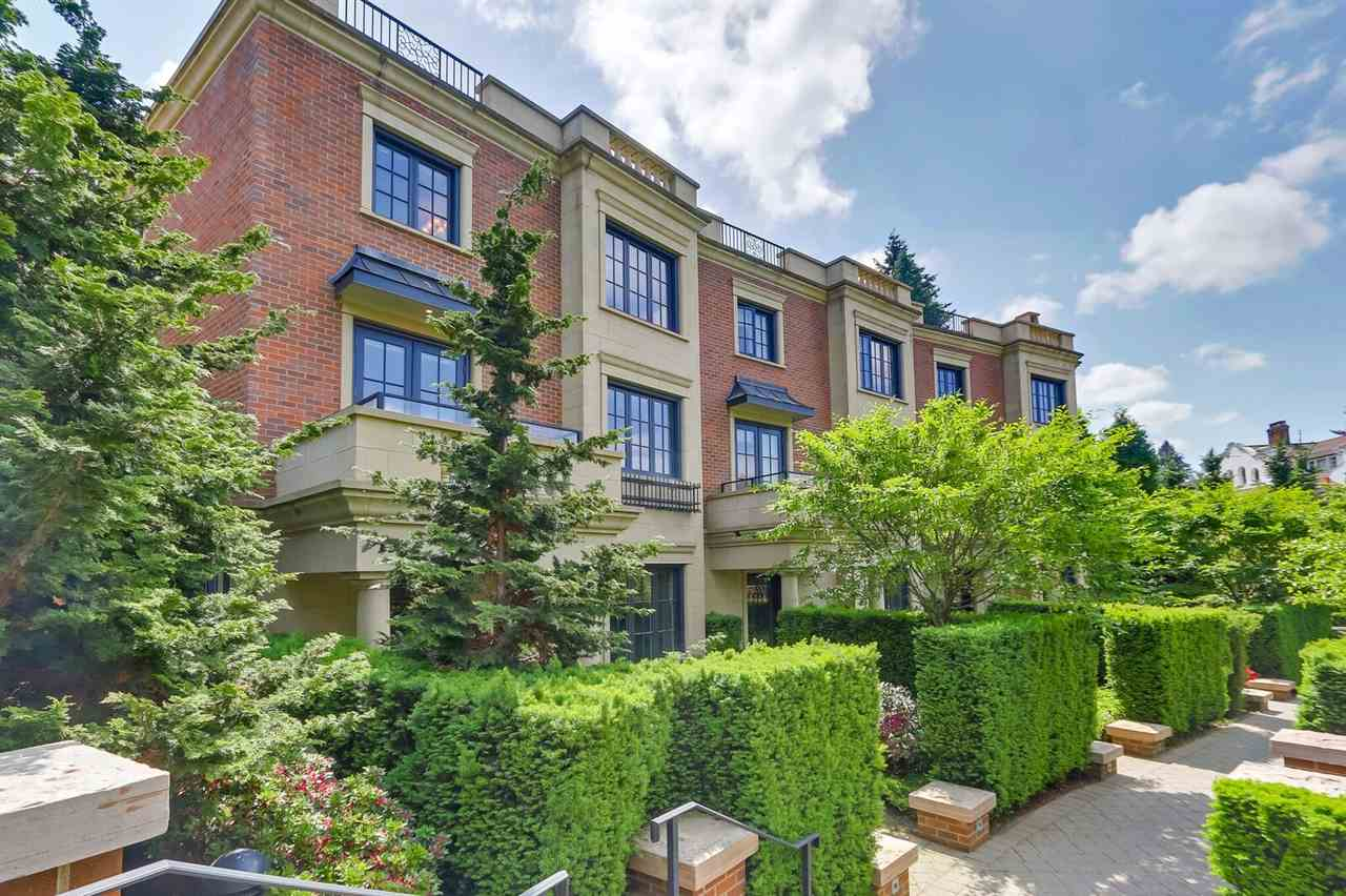 Main Photo: 1460 MCRAE Avenue in Vancouver: Shaughnessy Townhouse for sale (Vancouver West)  : MLS®# R2271892