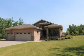 Main Photo: 11 26323 TWP RD 532A: Rural Parkland County House for sale : MLS®# E4112641