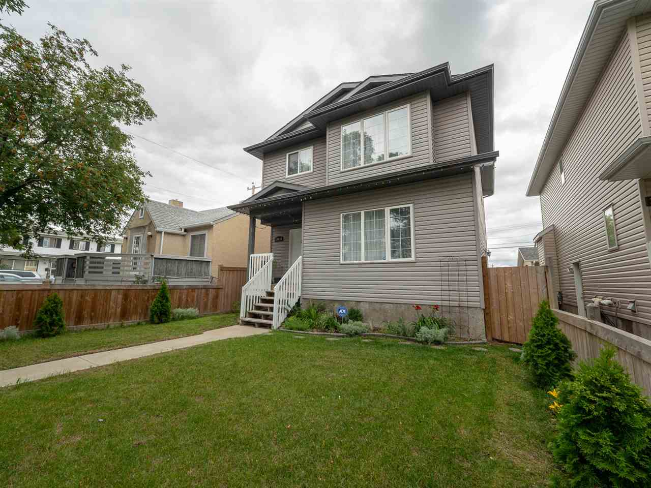 Main Photo: 11643 81 Street NW in Edmonton: Zone 05 House for sale : MLS®# E4122767
