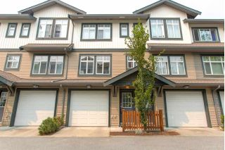 "Main Photo: 113 16177 83 Avenue in Surrey: Fleetwood Tynehead Townhouse for sale in ""VERANDA"" : MLS®# R2297514"