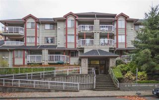 "Main Photo: 108 1215 PACIFIC Street in Coquitlam: North Coquitlam Condo for sale in ""PACIFIC PLACE"" : MLS®# R2319128"