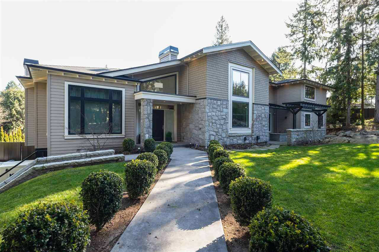 FEATURED LISTING: 4558 WOODGREEN Court West Vancouver
