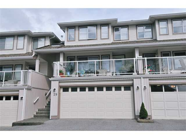 "Main Photo: 29 22751 HANEY in Maple Ridge: East Central Townhouse for sale in ""RIVER EDGE"" : MLS® # V911162"