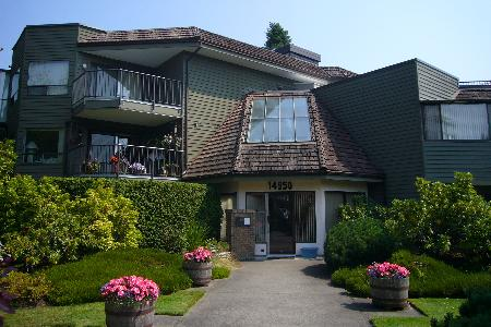 Main Photo: # 211 14950 THRIFT AV in White Rock: Condo for sale : MLS® # F1021085
