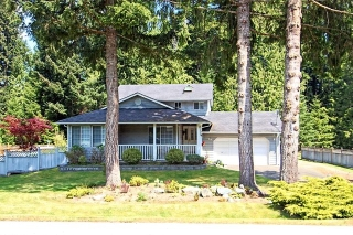 Main Photo: 2249 MCINTOSH ROAD in SHAWNIGAN LAKE: House for sale : MLS®# 336478