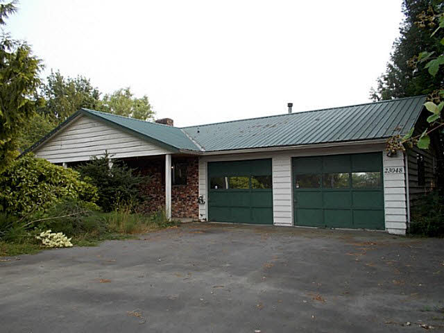 "Main Photo: 23048 64 Avenue in Langley: Salmon River House for sale in ""Milner / Williams Park"" : MLS® # F1446208"