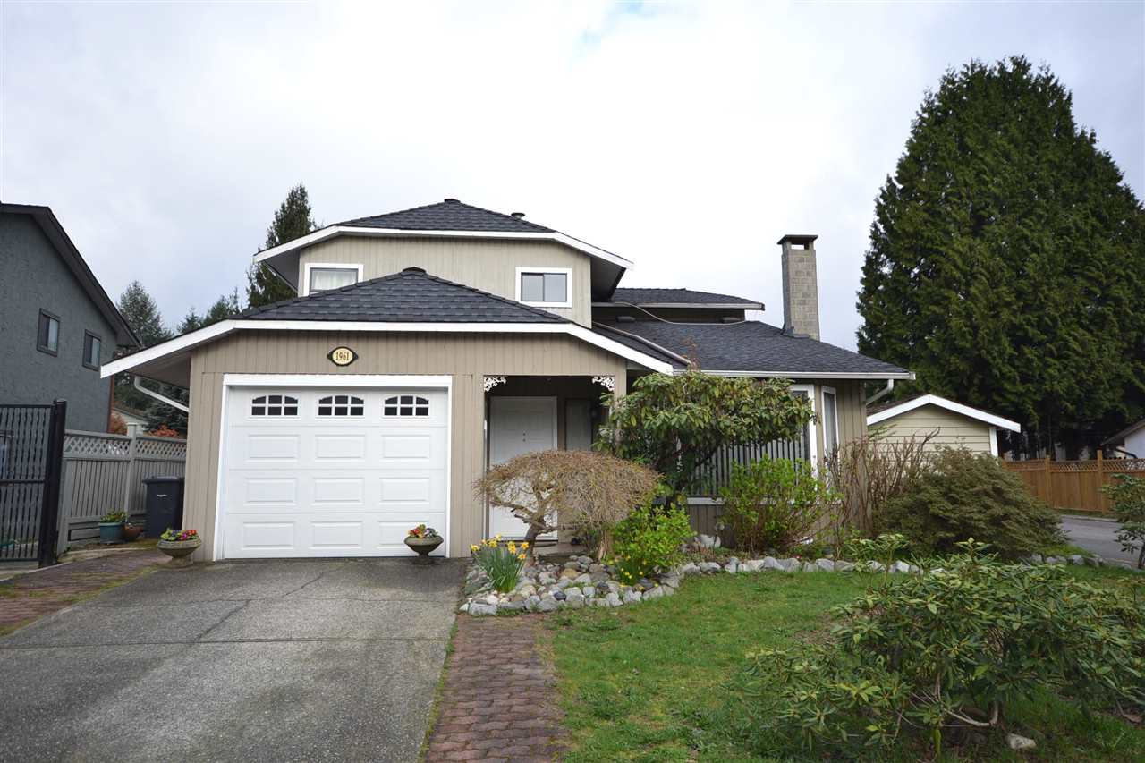Main Photo: 1961 FLYNN Crescent in Coquitlam: River Springs House for sale : MLS®# R2048609