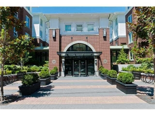 Main Photo: 335 9399 ODLIN Road in Richmond: West Cambie Condo for sale : MLS®# R2057770