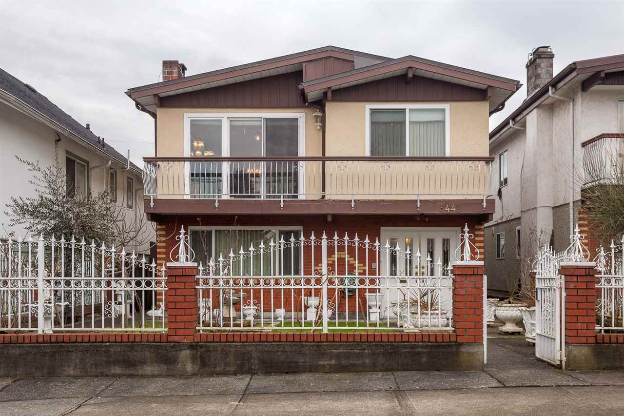 Main Photo: 5442 KILLARNEY Street in Vancouver: Collingwood VE House for sale (Vancouver East)  : MLS® # R2135257