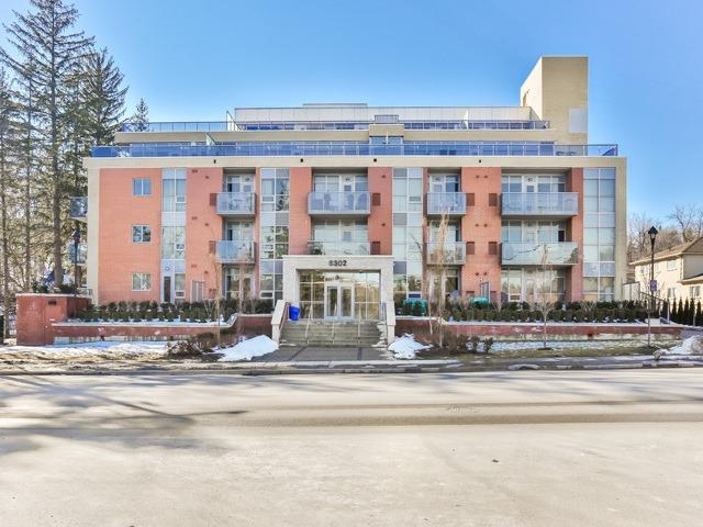 Main Photo: 406 8302 Islington Avenue in Vaughan: Islington Woods Condo for sale : MLS®# N3710626