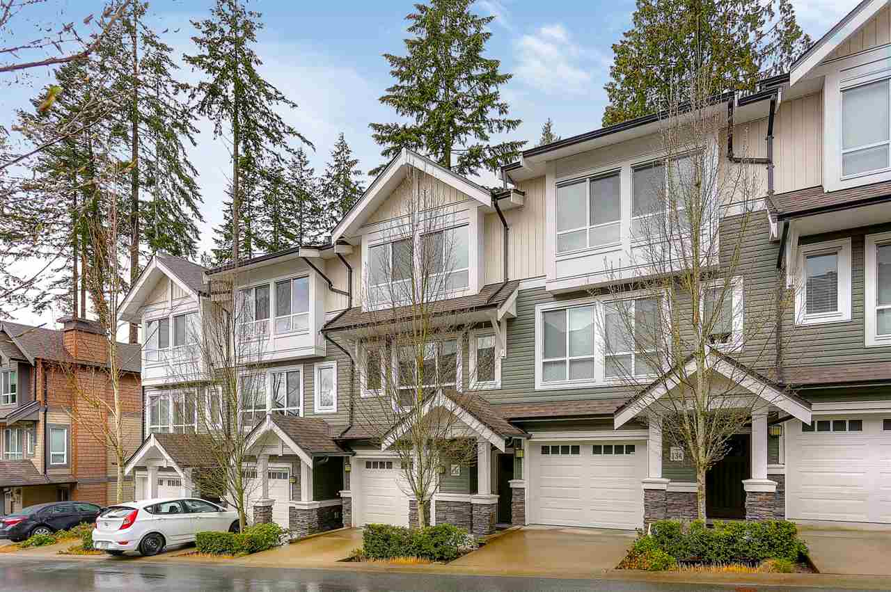 "Main Photo: 136 1460 SOUTHVIEW Street in Coquitlam: Burke Mountain Townhouse for sale in ""CEDAR CREEK"" : MLS® # R2155829"