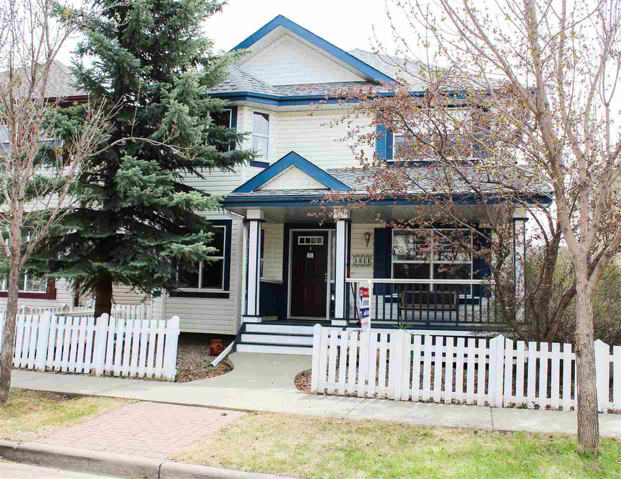 Main Photo: 1811 Tanner Wynd in Edmonton: Zone 14 House for sale : MLS(r) # E4060101