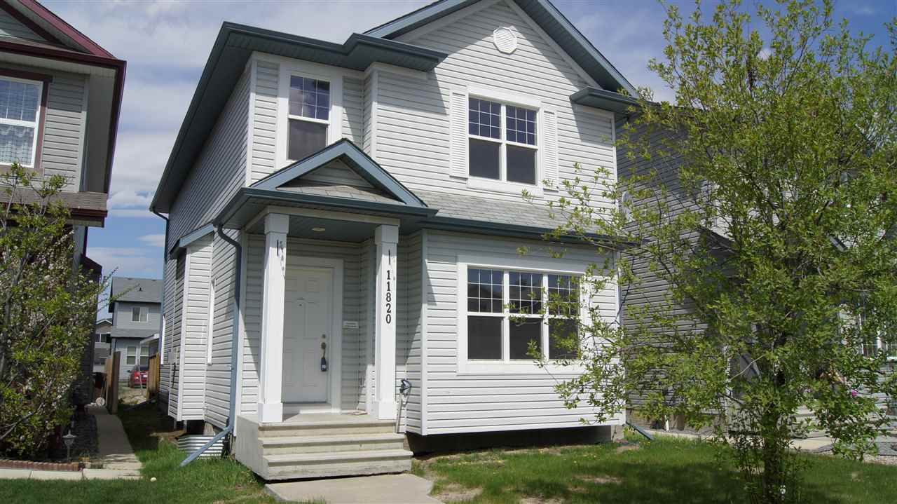 Main Photo: 11820 167A Avenue in Edmonton: Zone 27 House for sale : MLS(r) # E4063850